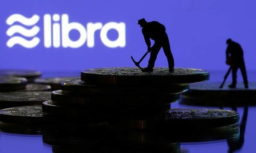China says new digital currency will be similar to Facebook's Libra