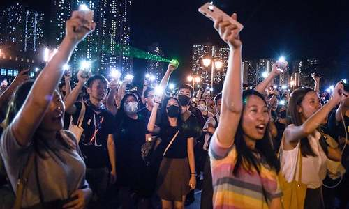 Hong Kong protesters reject leader's concession with new rallies
