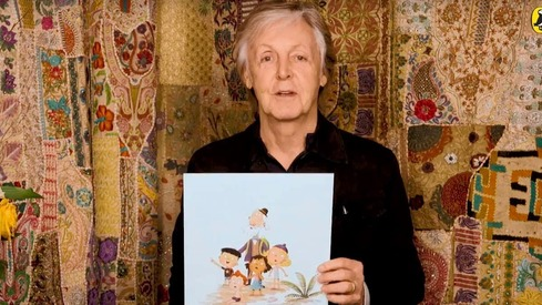 Paul McCartney has written a magical book for children