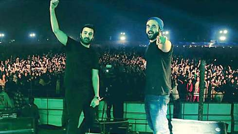 Musical duo SomeWhatSuper brings a desi twist to Pakistan's EDM scene