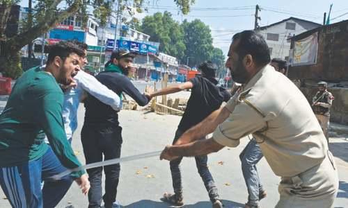 Lockdown tightened in Srinagar over Muharram processions