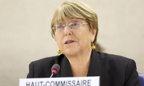 UN rights chief 'deeply concerned' about impact of Indian govt's actions on rights of Kashmiris