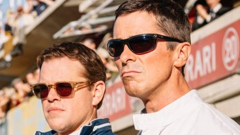 Christian Bale and Matt Damon agree that race car drivers are a different breed