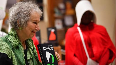 Margaret Atwood releases much awaited Handmaid's Tale sequel