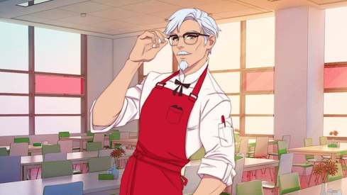 KFC wants you to virtually date Colonel Sanders in this game