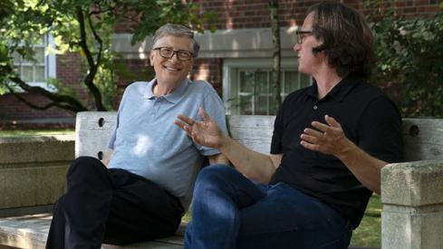 New Netflix documentary dives inside the mind of Bill Gates