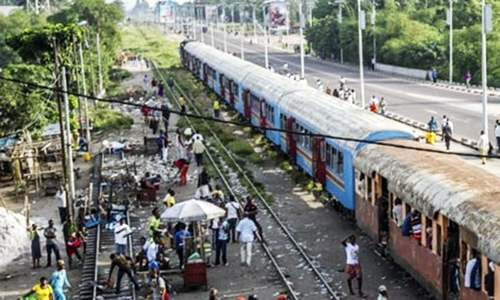 At least 50 killed in train derailment in southeast DR Congo