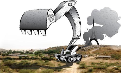 ڈان تحقیقات: بحریہ ٹاؤن و دیگر کی بے لگام لالچ