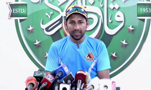New domestic structure to increase competition, encourage players: Sarfaraz