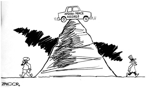 Cartoon: 14 September, 2019
