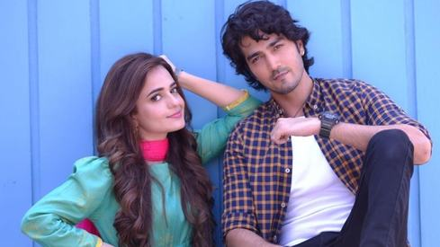 Sumbul Iqbal and Shahzad Sheikh will play a couple who elopes in their upcoming drama
