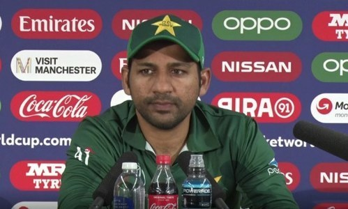 I have fine rapport with Misbah, great to have Babar as deputy: Sarfraz
