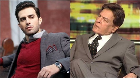 Emmad Irfani and Qavi Khan will star in a movie about the Khilafat Movement