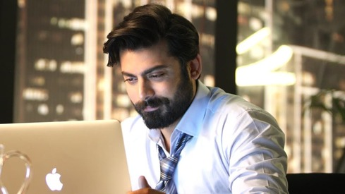 I don't think it's necessary to promote my projects on social media, says Fawad Khan