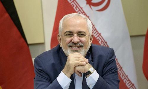 ایران پر الزام عائد کرنے سے تباہی ختم نہیں ہوگی، جواد ظریف
