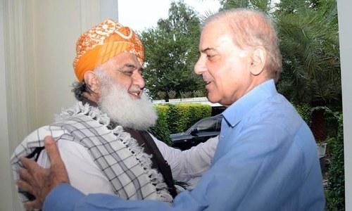 JUI-F wins PML-N support for Islamabad lockdown