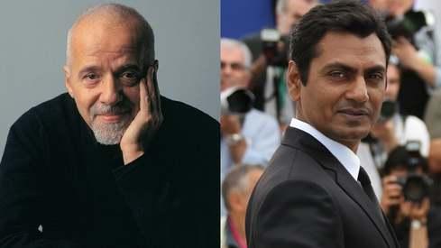 Paulo Coelho gives Nawazuddin Siddiqui a shout-out