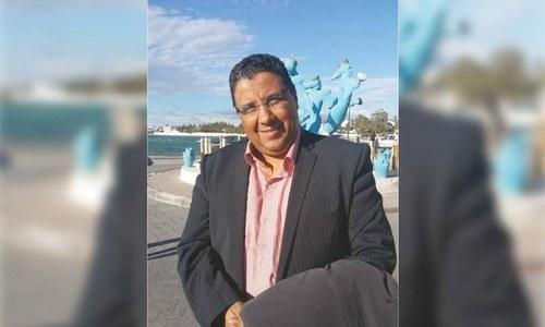 آئی پی آئی کا صحافی کو رہا کرنے کا مطالبہ