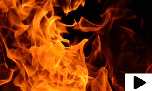لانڈھی میں ٹائر بنانے والی فیکٹری میں آتشزدگی