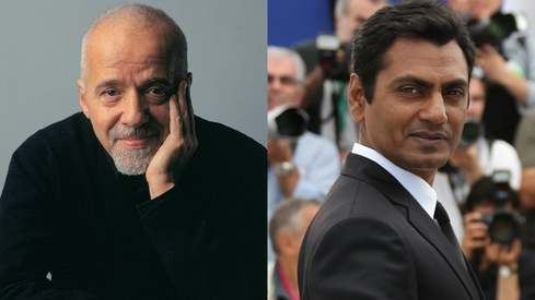 Paulo Coelho gives Nawazuddin Siddiqui a shout-out