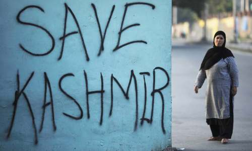 Amid Kashmir lockdown, even the dead can't 'depart in peace'