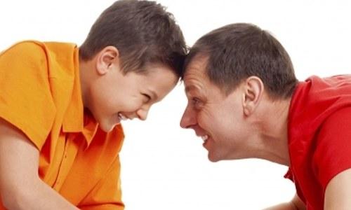 بچوں کے رویوں کو سمجھنے کا  'تعلق میٹر'  - پہلی قسط