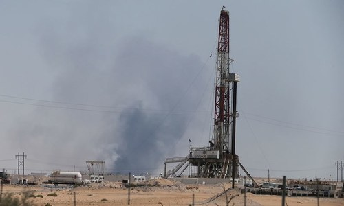تیل تنصیبات پر حملوں میں ایرانی ہتھیار استعمال کیے گئے، سعودی عرب