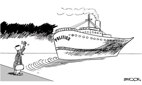 Cartoon: 17 September, 2019
