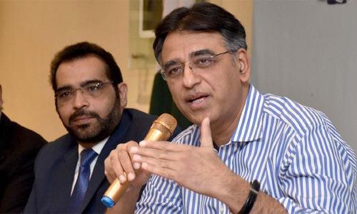 آئی ایم ایف کے مطابق پاکستان کی معیشت درست سمت میں جارہی ہے، اسد عمر