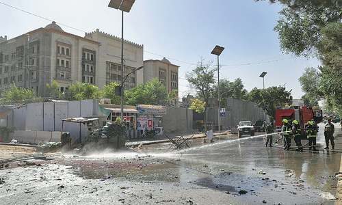 Taliban kill 26 near Ghani's rally, 22 in Kabul