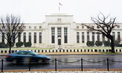 US Fed jumps into action to calm money markets