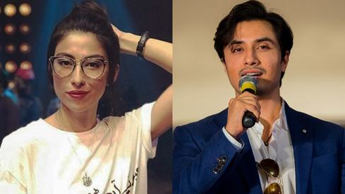 Meesha Shafi files Rs2bn damages suit against Ali Zafar