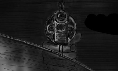 افسانہ: بندوق موجد کی کہانی