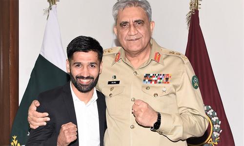 محمد وسیم کی کامیابی سے پاکستان کا وقار بلند ہوا، آرمی چیف
