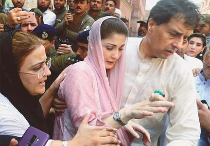 NAB asked no question about corruption, claims Maryam