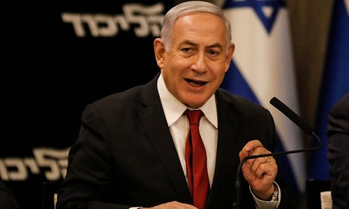 Israeli vote leaves Netanyahu's political future in doubt