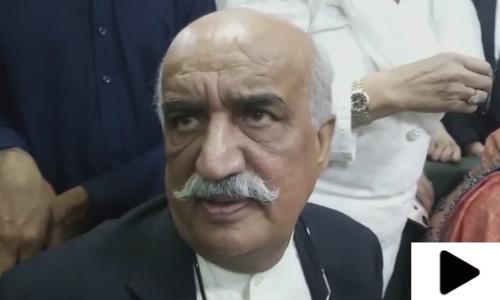 'چیف جسٹس آف پاکستان میرے کیس کا  نوٹس لیں'