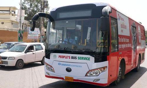 کراچی میں 14 روٹس پر 200 ایئر کنڈیشن بسیں چلانے کی منظوری