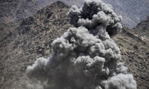 At least 30 civilians killed in air strike near pine nut field in eastern Afghanistan