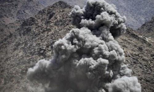 At least 30 civilians killed in air strike near pine nut field in eastern Afghanistan