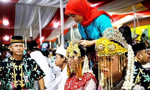 انڈونیشیا: غیر ازدواجی تعلقات و ہم جنس پرستی پر سزاؤں کا نیا قانون تیار