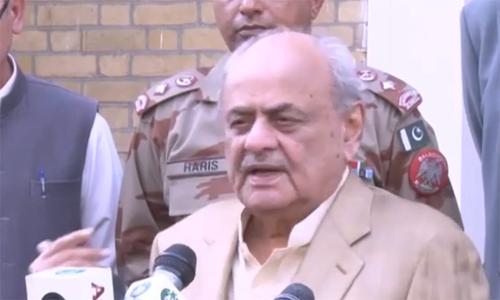 مولانا فضل الرحمٰن نے گرفتاری والا کام کیا تو گرفتار کریں گے، وزیر داخلہ