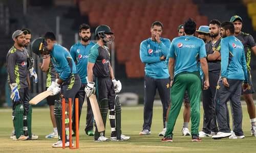 سیریز کیلئے پاکستان اور سری لنکا کی تیاریوں کا آغاز