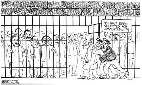 Cartoon: 20 September, 2019