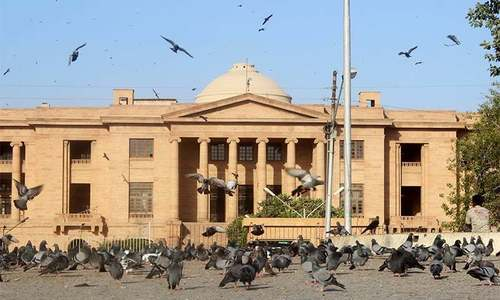 Transport minister obtains interim pre-arrest  bail from SHC
