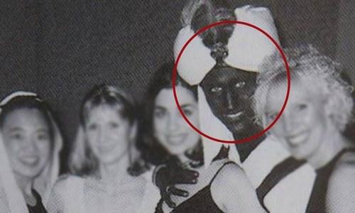 'سیاہ چہرے' میں تصویر سامنے آنے پر جسٹن ٹروڈو کی معافی