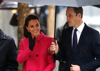 Britain's Prince William, Kate to visit Pakistan on October 14-18