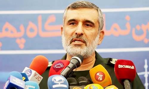 Iran issues 'battlefield' warning as US deploys troops