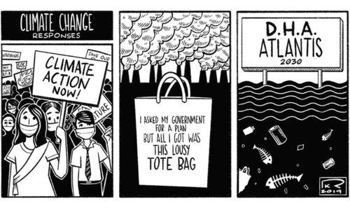 Cartoon: 22 September, 2019