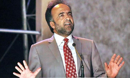Kaira sees conspiracy to oust Sindh govt